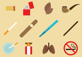 Tobacco Icon Vectors