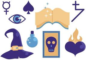 Free Witchcraft Vectors
