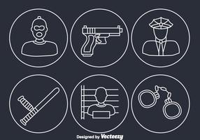 Criminal Element Icons