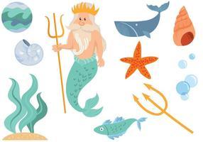Vectores libres del océano