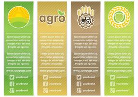 Agro Vertical Banners