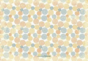 Old Retro Style Background Pattern vector