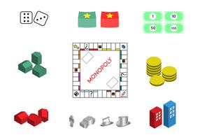Freier Monopol-Vektor
