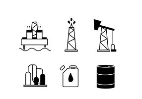 Vetor de óleo