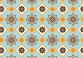 Marocchino Pattern Background Vector