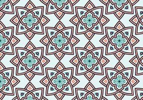 Star Marocchino Pattern Background
