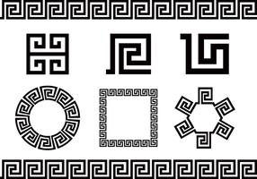 Gratis Griekse Sleutel Vector