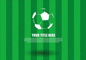 Free Soccer Ball Vector