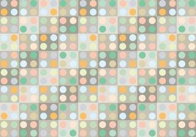 Pastel Dot Pattern Background Vector