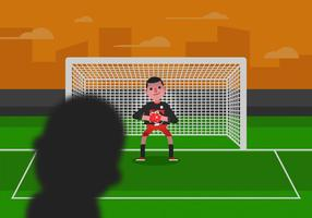Vector Goalkeeper