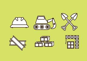 Free Steel Beam Vector Icon