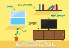 Ilustración de vector libre de la habitación
