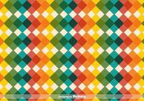 Modern Checkered Vector Background