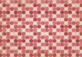 Old Retro Style Vector Pattern Background