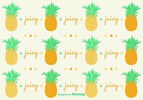 Antecedentes de Ananas Pine Background