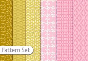 Romantische Line Pattern Set