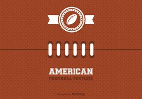 Fri American Football Texture Vector