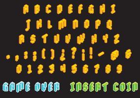 Isometrisch Pixel Type