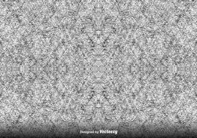 Grijze Grunge Overlay Textuur Vector