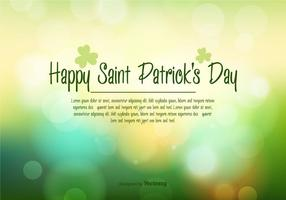 St Patricks Day Vector Illustration