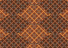 Vetor de fundo batik