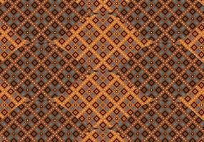 Batik Achtergrond Vector