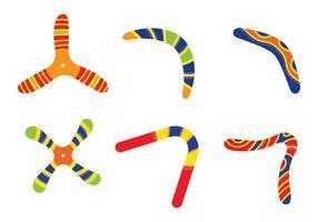 Vecteurs Boomerang