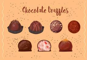 Chokladtrffel