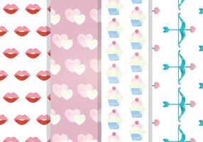 Valentine Patterns Seamless Seamless Patterns