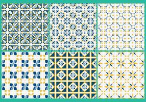 Talavera Vector Patterns
