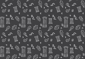 Gratis Roman Pillar Patterns # 2