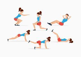 GRATIS EXERCISE VECTORS