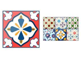 Vecteurs en céramique de Talavera