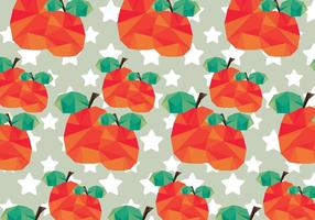 Free Lychee Vector Pattern #1