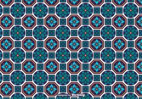 Textura libre del vector de Talavera