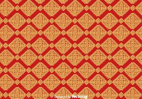 Batik Hintergrund Vektor