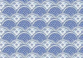 Batik Moderner Vektor