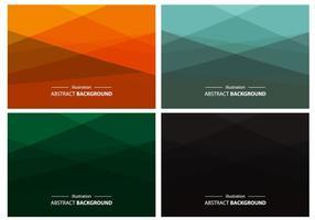 Vetores abstratos de design de fundo