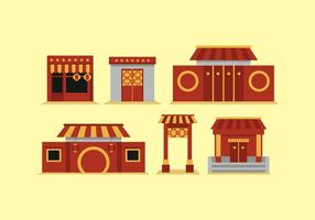 GRATIS CHINA CITY VECTOR