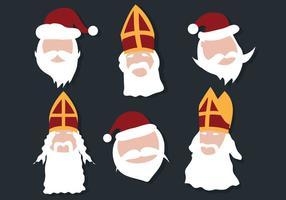 Sinterklaas Vektor