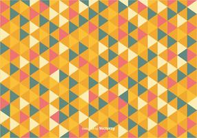 Färgrik geometrisk abstrakt vektor bakgrund