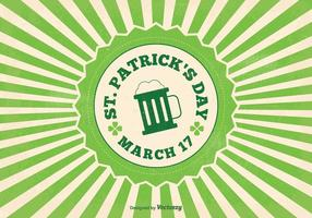 St Patrick's Day Vector Illustratie