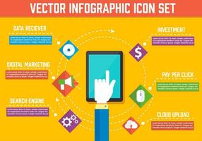 Free Vector Elements For Digital Marketing