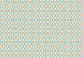 Moroccan Tile Pattern Vector