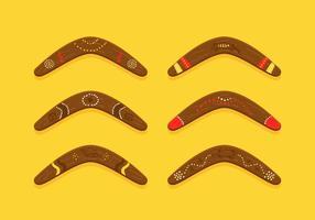 Vecteur boomerang