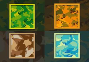 Fundo Multicam Camouflage Pattern