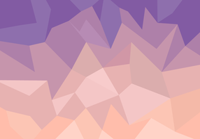 Free Polygon Background Vector