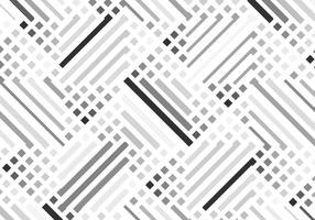 Seamless Patterns Of Grey And Black Lines vector