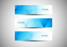 Business Abstract Banners