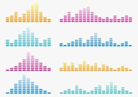 Free Vector Sound Waves